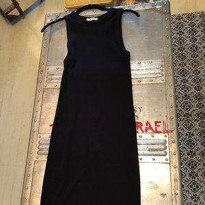 Stretchy flattering Zara Trafaluc bodycon dress
